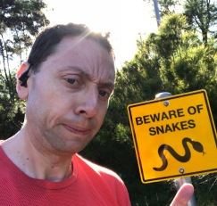 Danger is everywhere!