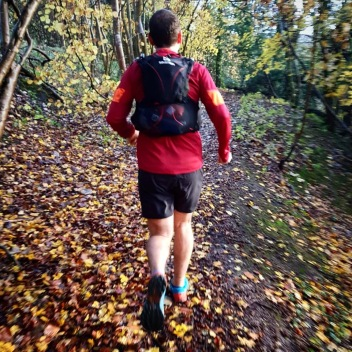 Running the North Downs Way