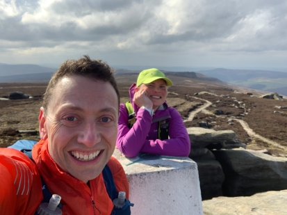 Hitting the peak district with Jen Scotney